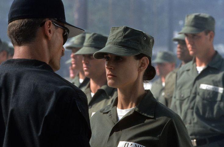 """""""Солдат Джейн"""" (1997) Психологический обзор"""